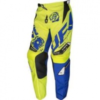 Мотоштаны UFO DRAFT PANTS Yellow fluo (30)