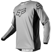 Джерси Fox 180 Prix Jersey Grey  (M)